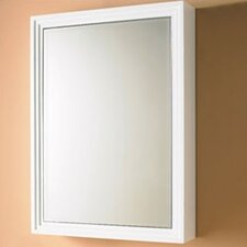 "Bathroom Furniture 22"" x 30"" Surface Mount Beveled Edge Medicine Cabinet"
