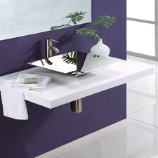 <strong>DecoLav</strong> Square Vessel Sink