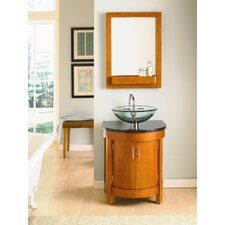 "Haddington Petite 24"" Single Bathroom Vanity Set"