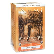 <strong>NUMI Organic Tea</strong> Teas and Teasans, 16/Box