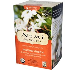 Jasmine Green Tea (18 Pack)