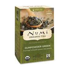 Gunpowder Green Organic Tea (18 Pack)