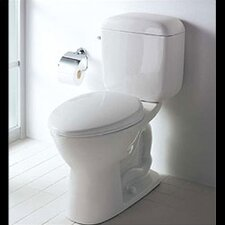 Duraplus 1.6 GPF Elongated 2 Piece Toilet