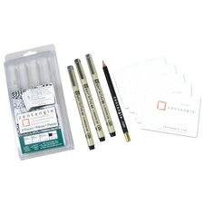 Micron Pigma Zentangle Pen (Set of 9)