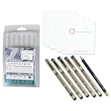 Micron Pigma Zentangle Pen (Set of 11)