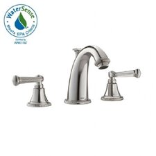 Wynd Widespread Bathroom Faucet with Double Lever Handles