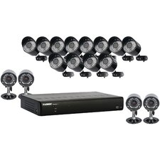 Eco 16-Channel Network DVR
