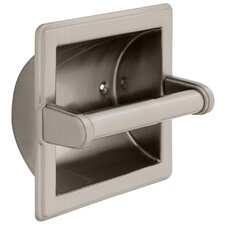 <strong>Franklin Brass</strong> Recessed Toilet Paper Holder