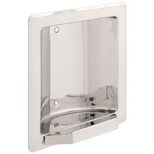 Century Recessed Soap/Tumbler Holder