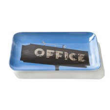 Office Serving Tray
