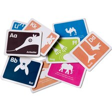 <strong>Bob's Your Uncle</strong> A-Z Animal Flashcard Set