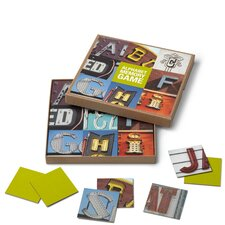 A-Z Alphabet Memory Game