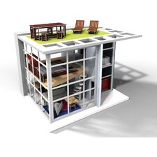 Dylan Doll House with Furniture