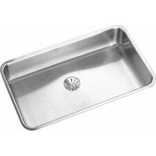 """Gourmet 30.5"""" x 18.5"""" x 7.5"""" Perfect Drain Undermount Kitchen Sink"""