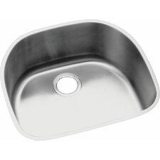 """21.13"""" x 23.5""""  X 7.5"""" Undermount Single Bowl Kitchen Sink"""