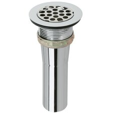 "2"" Chrome Plated Brass Drain Fitting"