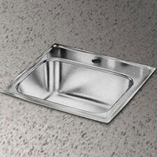 "Pacemaker 15"" x 15"" Self-Rimming Bar Sink"