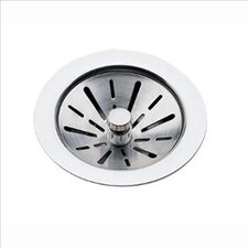 "4.5"" Grid Kitchen Sink Drain"