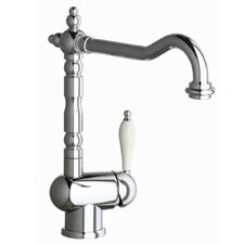 <strong>Elkay</strong> Victoria Single Handle Single Hole ADA Compliant Bar Kitchen Faucet with Optional Pull Out Spray