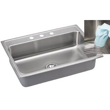 "31"" x 22"" E-Dock Kitchen Sink"