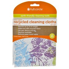 Recycled Cleaning Cloth (Set of 2)