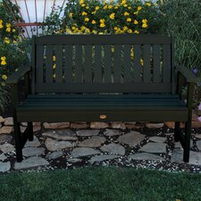 Lehigh Synthetic Wood Garden Bench