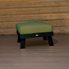 <strong>Highwood USA</strong> Pocono Ottoman with Cushion