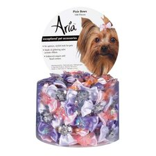 Pixie Dog Bows (100 Pieces)