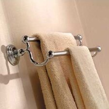 <strong>Ginger</strong> Chelsea Double Towel Bar