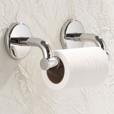 <strong>Ginger</strong> Hotelier Double Post Toilet Paper Holder in Chrome