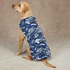 Camo Barn Dog Coat