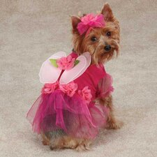 Flower Fairy Dog Costume