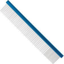 "Aluminum Pet 10"" Finishing Comb"