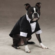 <strong>East Side Collection</strong> Yappily Ever After Dog Groom Tuxedo