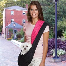 <strong>East Side Collection</strong> Reversible Sling Dog Carrier
