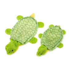 Lakeshore Unstuffed Turtle Dog Toy