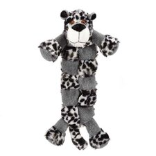 Safari Squeaktacular Leopard Dog Toy