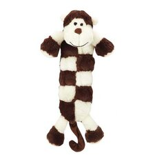Safari Squeaktacular Monkey Dog Toy