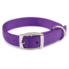 Double Layer Nylon Dog Collar