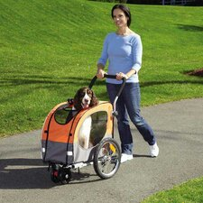 <strong>Guardian Gear</strong> Cross-Trainer Jogger Pet Stroller