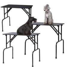 Able Foldable Pet Grooming Table