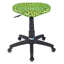 Contoured Grooming Stool