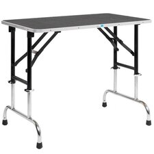 <strong>Master Equipment</strong> Adjustable Height Grooming Pet Table