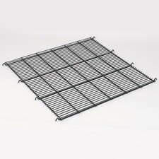 <strong>ProSelect</strong> Replacement Floor Grate for Modular Cage in Black