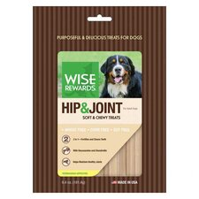 Wise Rewards Hip and Joint Softy/Chewy Dog Treat