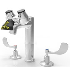 Eyesaver Widespread Eye Wash Faucet