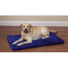 Plush Dog Mat