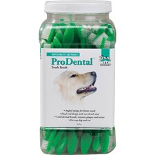 ProDental Dual End Pet Brush