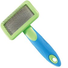Slicker Rubber Pet Brush
