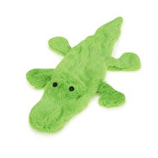Predator Unstuffies Squeaker Alligator Dog Toy